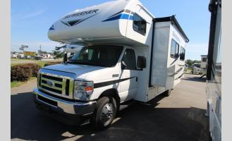New 2021 Forest River RV Sunseeker LE 2550DSLE Ford Photo