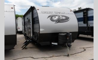 New 2021 Forest River RV Cherokee Grey Wolf 27RR Photo