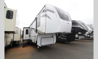New 2021 Forest River RV Cardinal Luxury 375BKX Photo