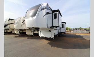 New 2021 Forest River RV Cardinal Luxury 344SKX Photo