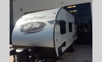 New 2021 Forest River RV Cherokee Black Label 16BHS Photo