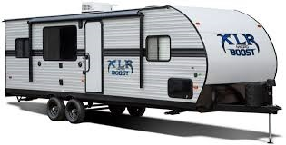New 2021 Forest River RV XLR Micro Boost 25LRLE Photo