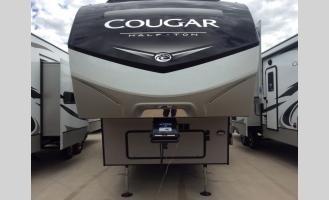 New 2021 Keystone RV Cougar Half-Ton 29MBS Photo