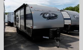New 2021 Forest River RV Cherokee Grey Wolf 26DJSE Photo