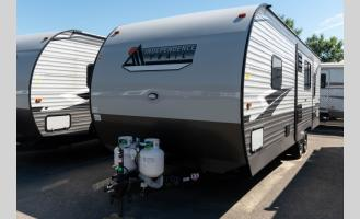 New 2021 Forest River RV Independence Trail 262DBS Photo