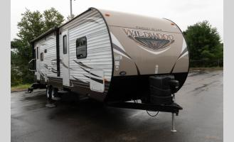 Used 2017 Forest River RV Wildwood 27RLSS Photo