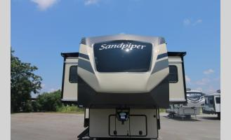 New 2021 Forest River RV Sandpiper 379FLOK Photo