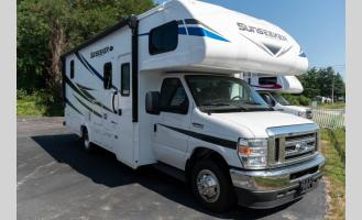 New 2021 Forest River RV Sunseeker 2440DS Ford Photo
