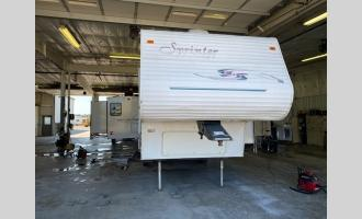 Used 2001 Keystone RV Sprinter 275BHS Photo