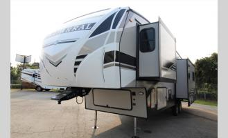 New 2021 Coachmen RV Chaparral 298RLS Photo