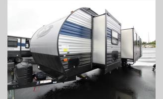 New 2021 Forest River RV Cherokee 324TS Photo