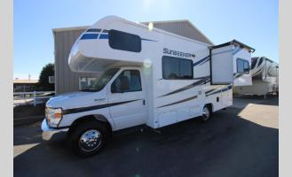 New 2021 Forest River RV Sunseeker LE 2250SLE Ford Photo