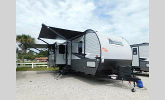 New 2021 Forest River RV Independence Trail 282RLDS Photo