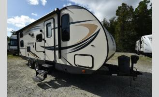 Used 2016 Forest River RV Salem Hemisphere Hyper-Lite 241BH Photo