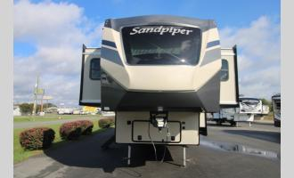 New 2021 Forest River RV Sandpiper C-Class 3770FL Photo