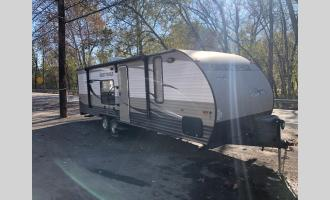 Used 2016 Forest River RV Cherokee Grey Wolf 26RR Photo