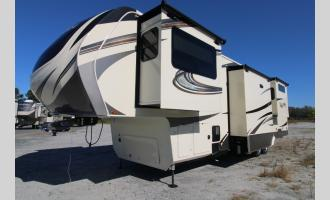 New 2021 Grand Design Solitude 380FL R Photo