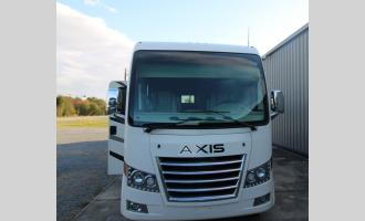 Used 2020 Thor Motor Coach Axis 24.1 Photo