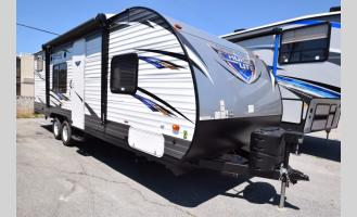 Used 2018 Forest River RV Salem Cruise Lite 261BHXL Photo