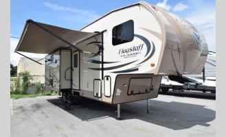 New 2018 Forest River RV Flagstaff Classic Super Lite 8528CKWSA Photo