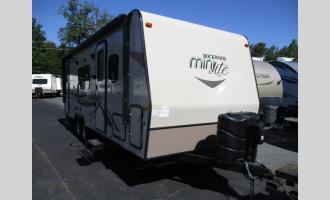 New 2018 Forest River RV Rockwood Mini Lite 2503S Photo