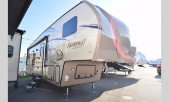 New 2018 Forest River RV Flagstaff Classic Super Lite 8528RKWS Photo