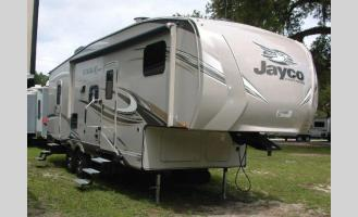 New 2018 Jayco Eagle HT 26.5BHS Photo