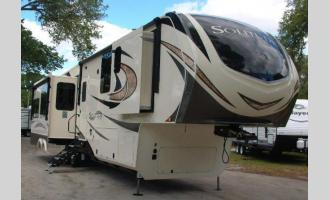 New 2018 Grand Design Solitude 384GK Photo