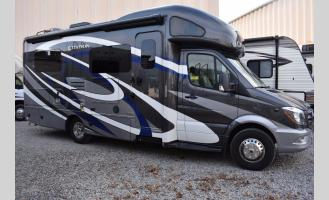 New 2018 Thor Motor Coach Citation Sprinter 24SJ Photo