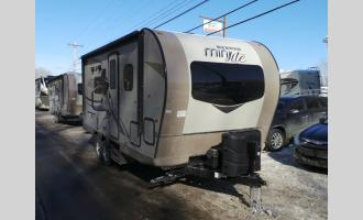 New 2018 Forest River RV Rockwood Mini Lite 2104S Photo