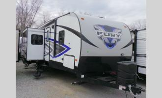 New 2018 Prime Time RV Fury 3110 Photo