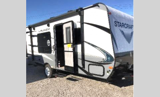 New 2018 Starcraft Launch Outfitter 7 17QB Photo