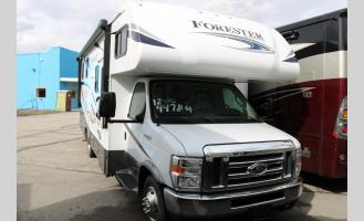 New 2018 Forest River RV Forester 2421MS Ford Photo