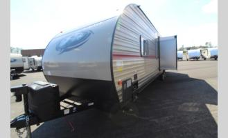 New 2018 Forest River RV Cherokee Grey Wolf 29TE Photo
