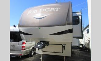 New 2018 Forest River RV Wildcat 383MB Photo