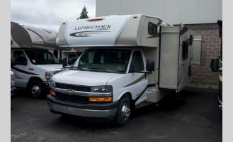 New 2019 Coachmen RV Leprechaun 260DS Chevy 4500 Photo