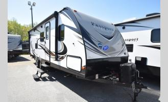 New 2018 Keystone RV Passport 2510RB Grand Touring Photo