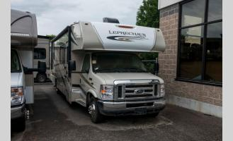 New 2019 Coachmen RV Leprechaun 311FS Ford 450 Photo