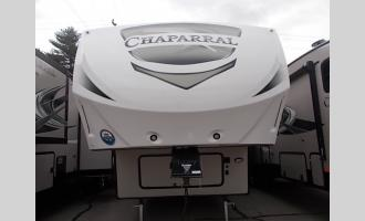 New 2018 Coachmen RV Chaparral Lite 295BHS Photo