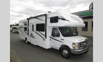 New 2019 Forest River RV Forester LE 3251DSLE Ford Photo