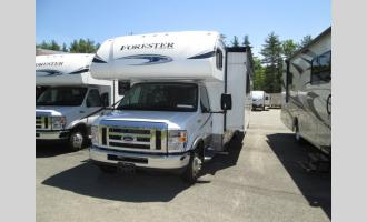 New 2018 Forest River RV Forester 3051S Ford Photo