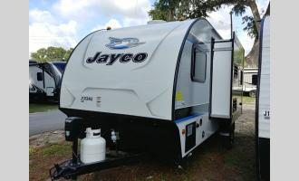 New 2018 Jayco Hummingbird 17RB Photo
