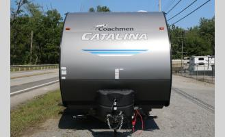 New 2019 Coachmen RV Catalina SBX 291BHS Photo