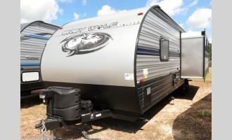 New 2019 Forest River RV Cherokee Grey Wolf 26RL Photo