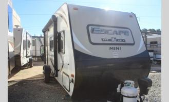Used 2018 KZ Escape Mini M181KS Photo