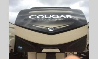 New 2018 Keystone RV Cougar Half-Ton Series 27RLS Photo