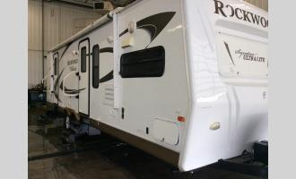 Used 2011 Forest River RV Rockwood 8296 Photo