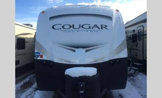 New 2018 Keystone RV Cougar Half-Ton Series 27SAB Photo