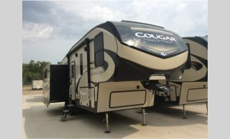 New 2019 Keystone RV Cougar Half-Ton Series 28SGS Photo