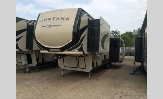 New 2019 Keystone RV Montana High Country 320MKS Photo
